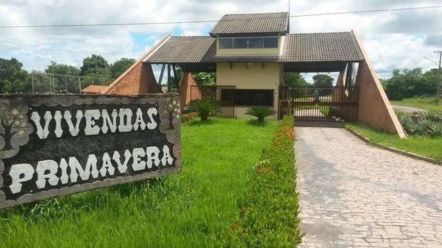 Chácara de recreio no condomínio residencial Vivendas Primavera,na Estrada da Guia,km 10 - Foto 3