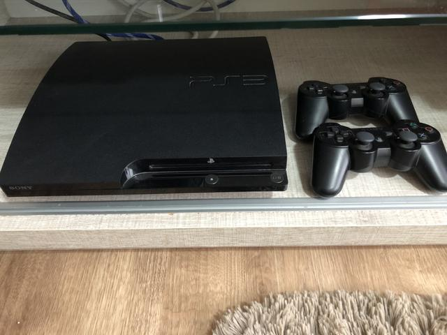PS3 Slim 160 Gb