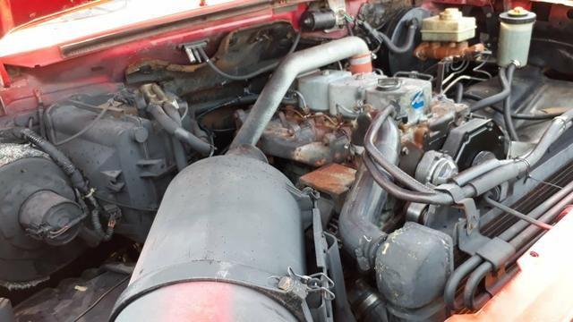 Ford f4000 ano 1998 em bom estado oportunidade excelente preço!!! - Foto 15