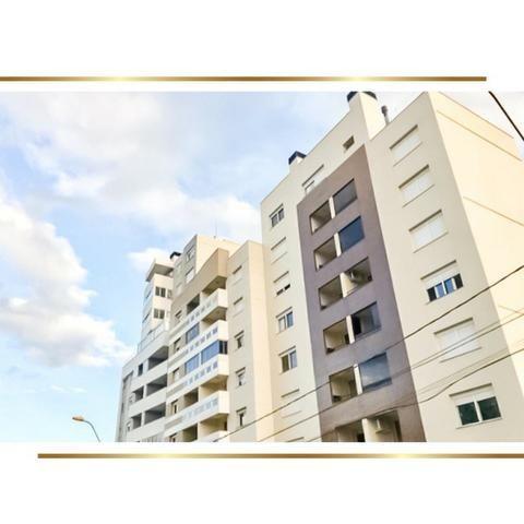 Apartamento no Petrópolis Mobiliado