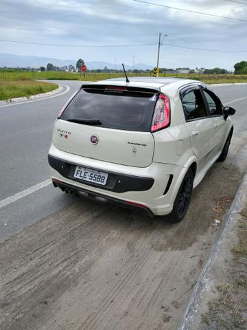 Punto blackmotion 1.8 automático 2014 - Foto 4
