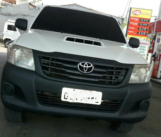 Toyota hilux cabine simples - Foto 3