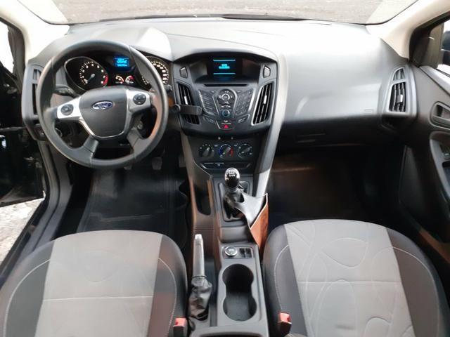 Ford Focus 1.6 Flex 2015 Novo Completo Único Dono - Foto 5