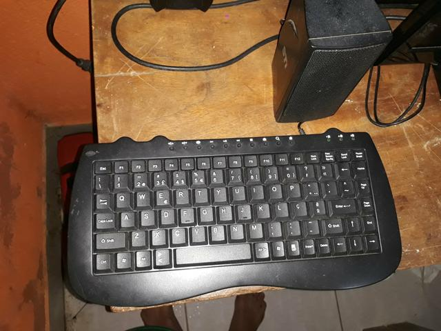 Vendo esse PC novo por 500,00