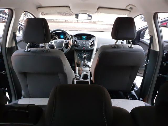 Ford Focus 1.6 Flex 2015 Novo Completo Único Dono - Foto 6
