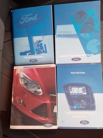 Ford Focus 1.6 Flex 2015 Novo Completo Único Dono - Foto 11
