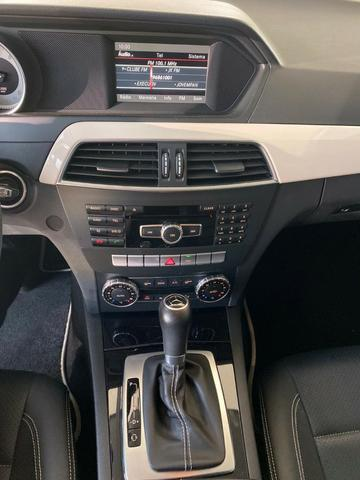 Mercedes C180 Coupe CGI 1.8 Tb 2.0 Aut 2015/2015 - Foto 8