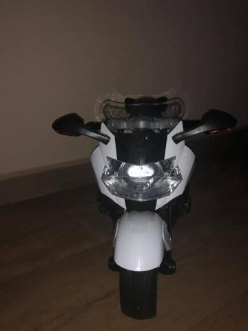 Vende-se Moto Elétrica BMW (pouco uso) - Foto 3