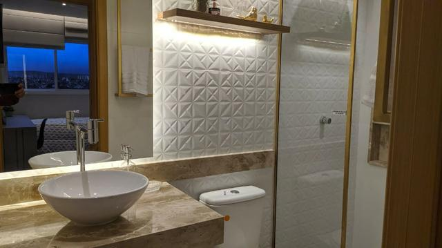 Adquira o seu Apartamento em Goiânia e parcele a entrada em 36x. St. Vila Rosa - Foto 8