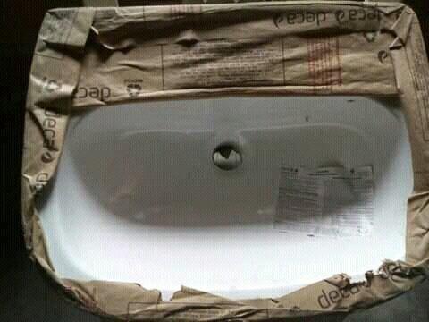 Pia p/ banheiro