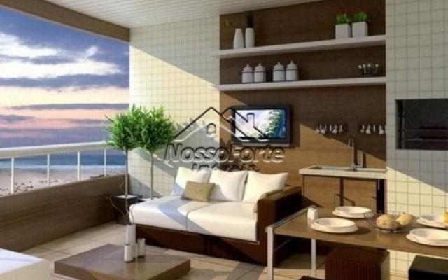 Apartamento no Canto do Forte em Praia Grande - Foto 8
