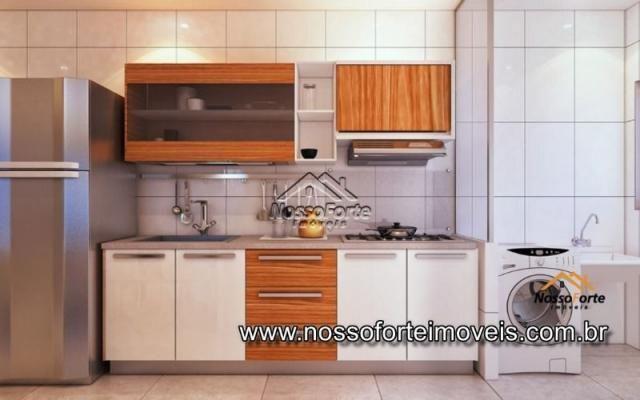 Lançamento Apartamento na Guilhermina em Praia Grande  - Foto 9