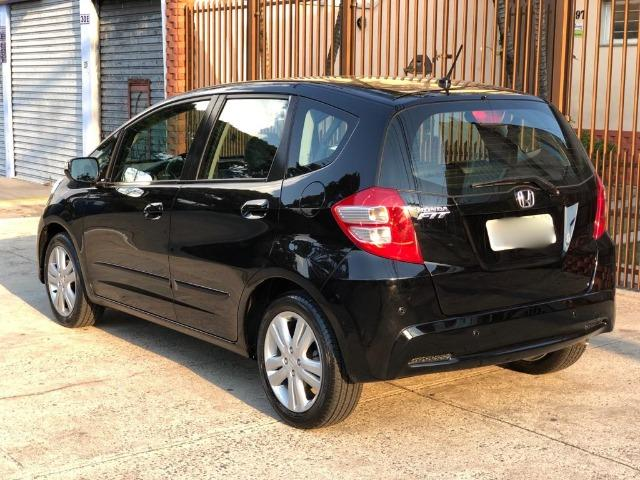 Honda Fit EX 2014 Automático Baixa Km - Foto 6