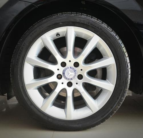 Mercedes Benz C180 1.6 CGI Coupe. Preta 2012/12 - Foto 11