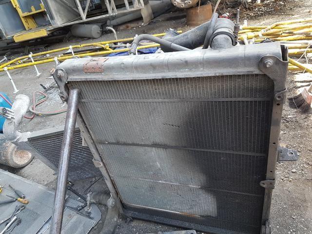 Radiador e intercooler de vw 17-240 Man - Foto 2