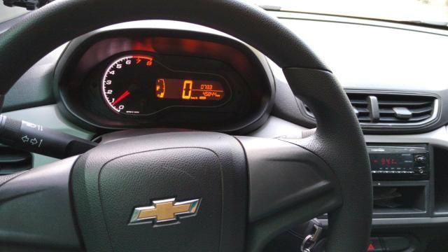 Chevrolet Onix Joy 1.0 2017/2018 - Foto 6