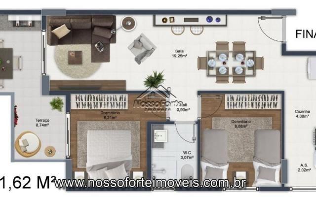 Lançamento Apartamento na Mirim em Praia Grande - Foto 11