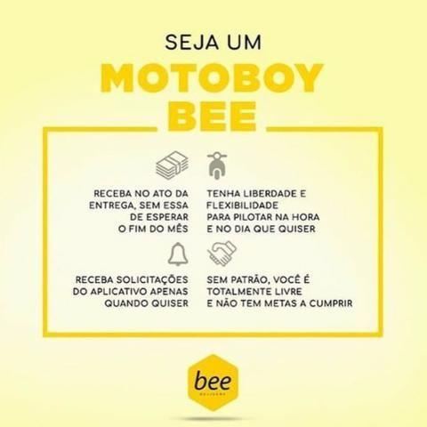 Motoboy com ou sem experiencia