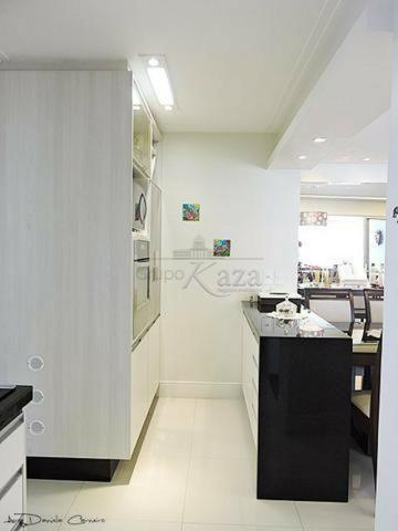 Apartamento 2 dormitórios 90 m² Jd. Aquarius - Foto 10