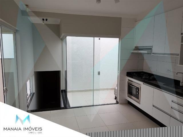3 qts (1ste) - Casa nova - Próx. Arcindo Sardo - Foto 5