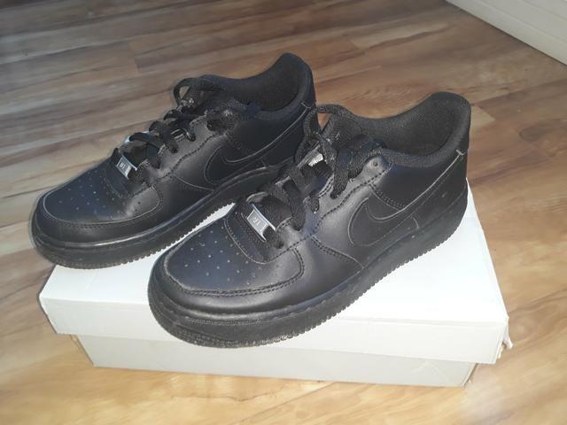 130167e8e10 Tênis Nike Preto Original - Roupas e calçados - Cajuru
