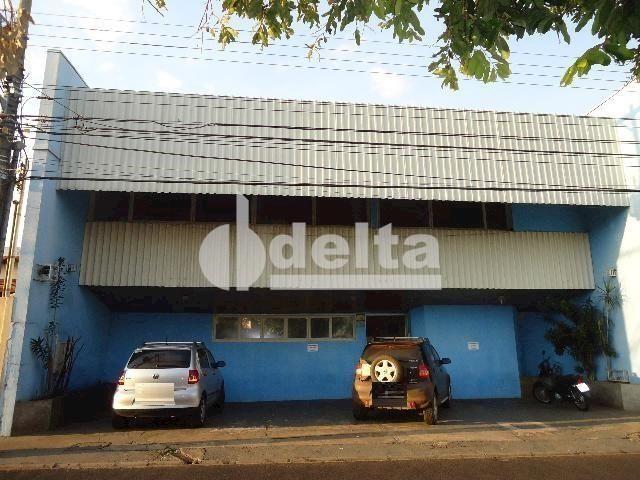 Galpão/depósito/armazém para alugar em Nossa senhora aparecida, Uberlândia cod:561586