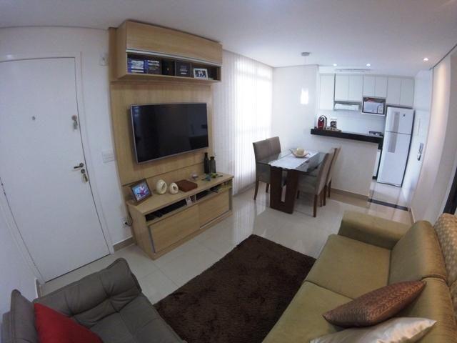 Apartamento de 02 quartos a venda no cinquentenário! - Foto 3