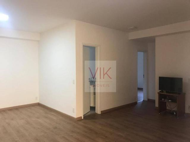 Apartamento com 2 dormitórios para alugar, 86 m² por r$ 2.400/mês - jardim ypê - paulínia/ - Foto 6