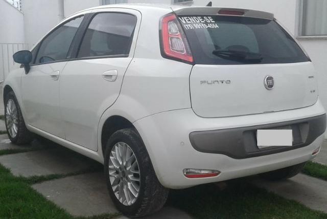Fiat Punto Essence 1.6 Dualogic 2012/2013 - Foto 4