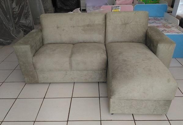 Entregamos No Mesmo Dia!!Sofa Chaise Novo Embalado Muito Barato 499,00 - Foto 3