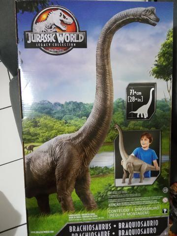 Braquiossauro Jurassic World - Mattel - Foto 2