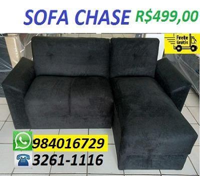 Entregamos No Mesmo Dia!!Sofa Chaise Novo Embalado Muito Barato 499,00