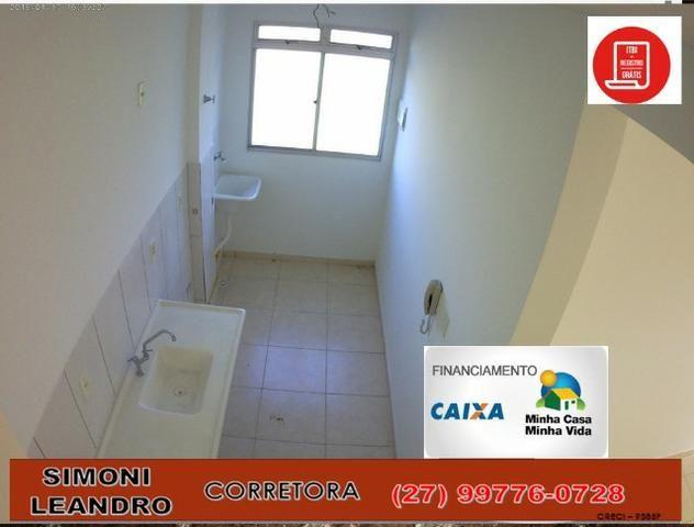 SCL - Apartamento 2qrts + itbi e registro grátis, em Balneário de Carapebus [O83] - Foto 9