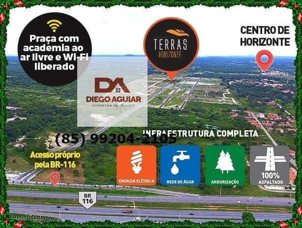 Lotes Terras Horizonte #$%¨&*( - Foto 2