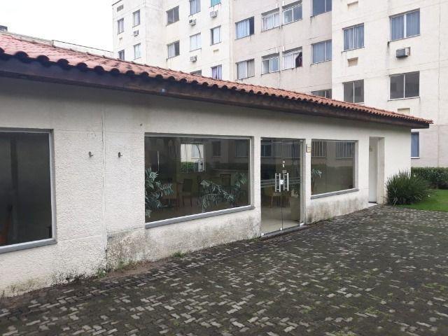 Vargem Pequena, alugo apartamento 3 quartos térreo Condomínio Reserva da Praia - Foto 3