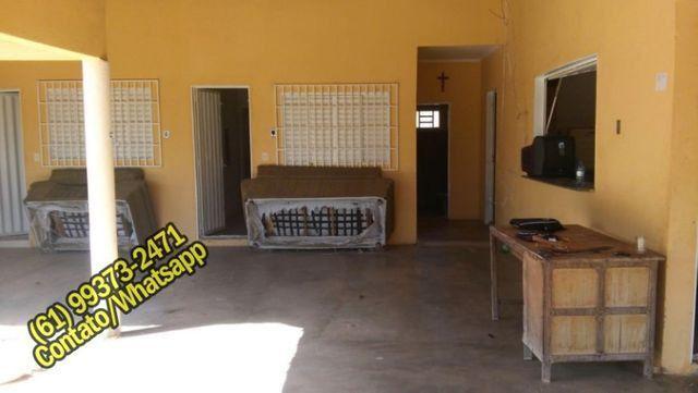 Ótima Casa Mobiliada no Lago de Serra da Mesa, Niquelândia, Goias. Aceita Carro - Foto 5