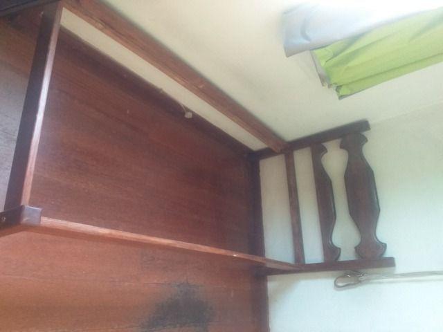 Cama de solteiro de sucupira com colchão - Foto 5