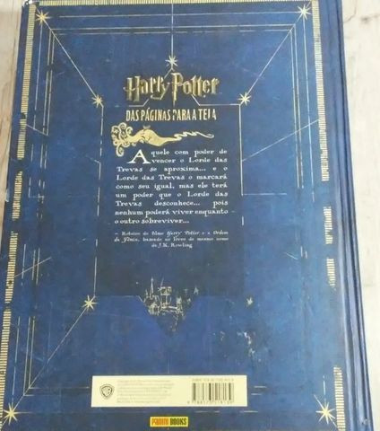 Harry Potter Das Páginas Para As Telas - Foto 5