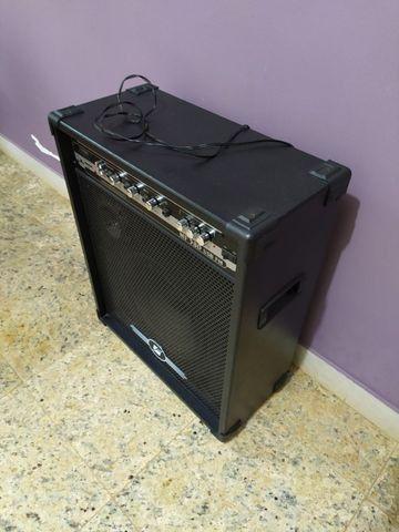 Amplificador Frahm MF 580 - Foto 3