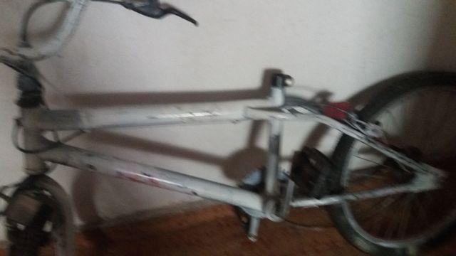 Bicicleta bandeirante antiga projema aro 20 sem Banco - Foto 4