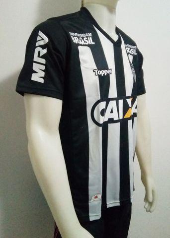 Camisa Atlético Mg 2018-2019 Ultimas Peças Répl; - Foto 3