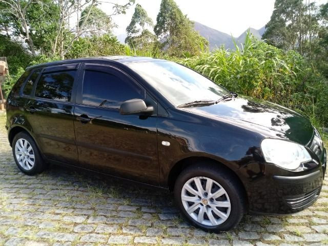 VW Polo Hatch 1.6 2008 - Completo