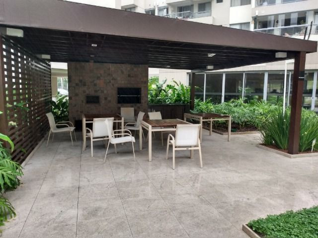 RG Personal Apartamento 3 Quartos semi mobilado no Recreio dos Bandeirantes - Foto 13