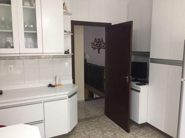 Vendo casa de alto padrão em Serra Negra, 4 qt, 4 vg, 7 hc, 300 mt. Piscina, São Paulo - Foto 5