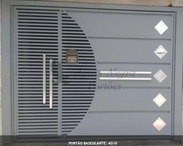 Portão Automático - 10 vezes s/juros - Foto 5