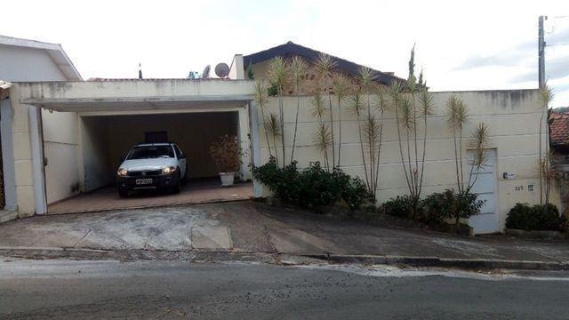 Vendo casa de alto padrão em Serra Negra, 4 qt, 4 vg, 7 hc, 300 mt. Piscina, São Paulo - Foto 11