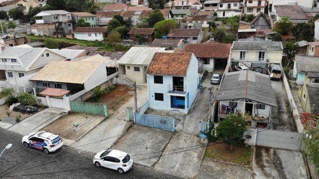 TE0078 Terreno com duas casas no Bairro Alto - Curitiba PR - Foto 2