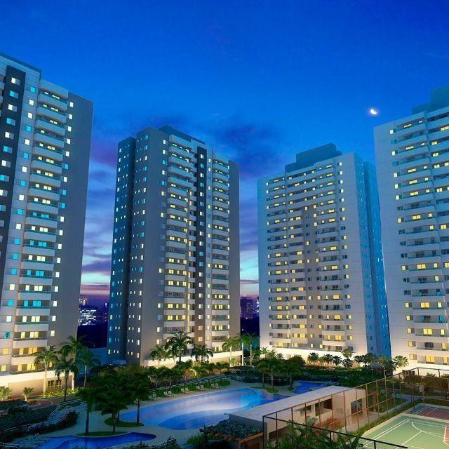 Apartamento 2 quartos/Suíte - Residencial Eldorado