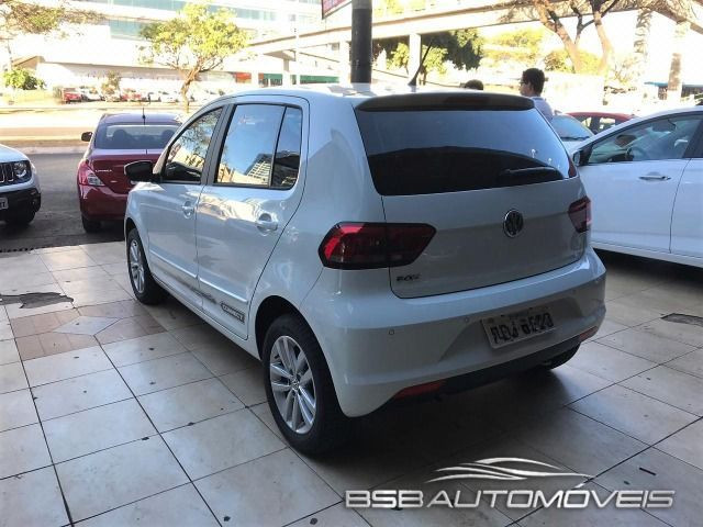 Vw - Volkswagen Fox 1.6 Connect MSI Ipva 2020 Pago!!! Garantia de Fabrica Menor Km do BR - Foto 4