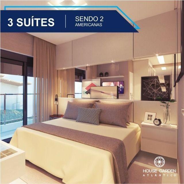 Lindo Sobrado 3/4 c 3 suites, Jardim Atlântico - Foto 15